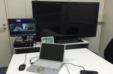 テレビ会議用システム